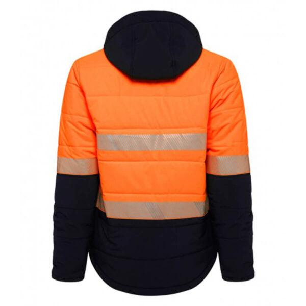 KingGee Puffer (D+N) Jacket