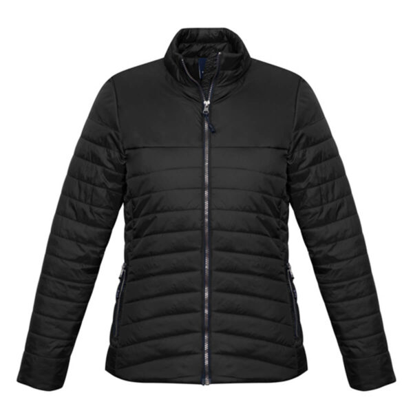 Biz Ladies Expedition Quilted Jacket
