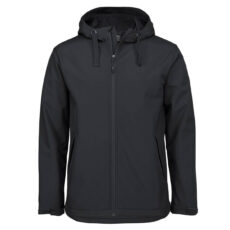 JB's Water Resistant Hooded Softshell Jacket