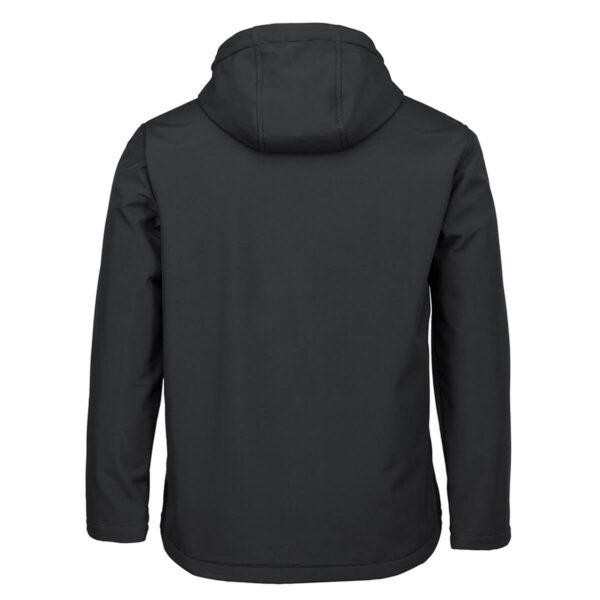 JB's Water Resistant Hooded Softshell Jacket
