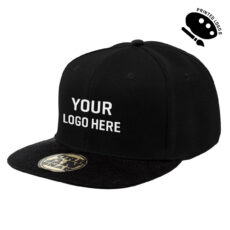 Urban Cap with Printed Front Logo
