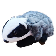Badger Plush Fur Toy
