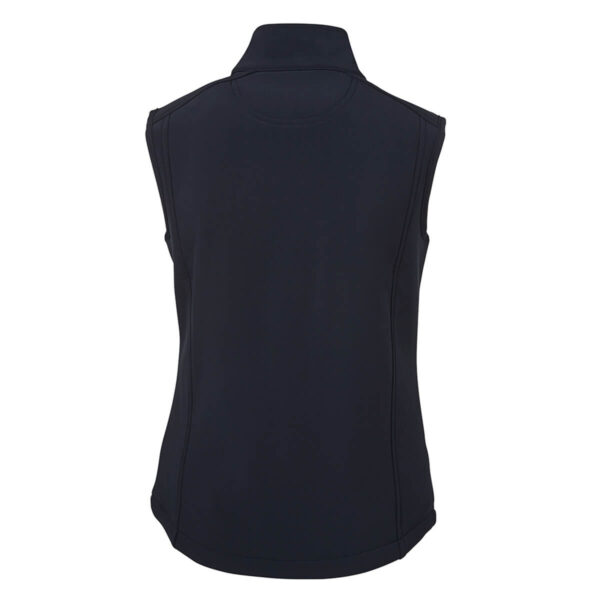Ladies Layer Softshell Vest