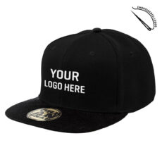 Urban Cap with Embroidered Front Logo