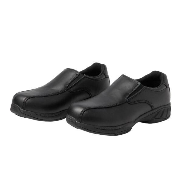 Cougar Mascot Slip-on Safety Shoe