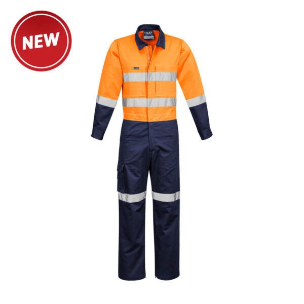 Syzmik Rugged Cooling Hivis (D+N) Coverall