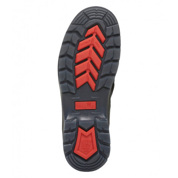 KingGee Tradie Zip EH Safety Boot