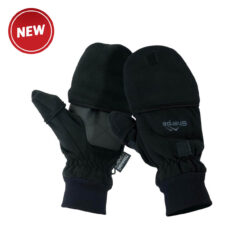 Sherpa Fleece Convertible Mitt, Thermal Gloves