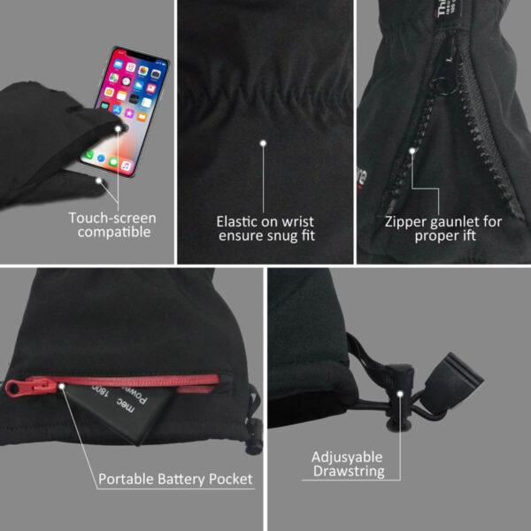 Venture Heat ALT Battery Heated Gloves