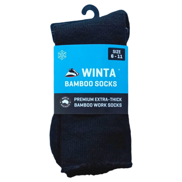 Badger Winta Bamboo Socks