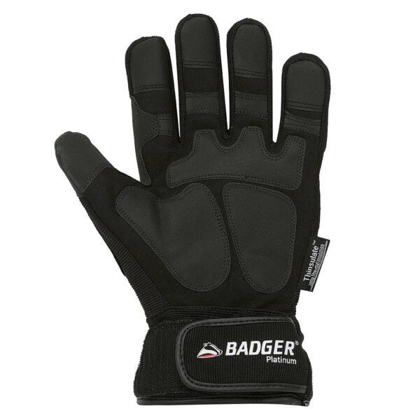 Badger Platinum Freezer Gloves